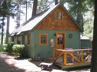 The Wildflower Cabin,