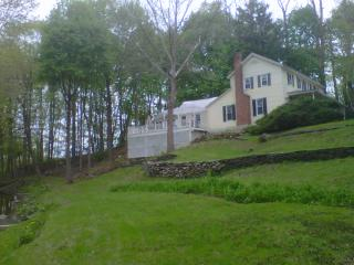 Berkshires Waterfront Antique Farmhouse + Barn - Chatham vacation rentals