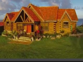log villa on the cliff, simply breathtaking. - Portland Parish vacation rentals