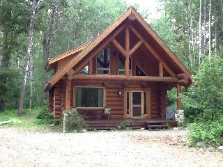 Log Home on the River and Trail System - Winthrop vacation rentals