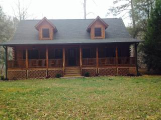 Riverside Cabin Lake Lure Blue Ridge Mountains NC - Lake Lure vacation rentals