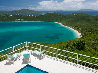Panoramic Views and Wow factor total rennovations! - Magens Bay vacation rentals