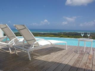 Superb luxury villa for 12 people with ocean view - Las Terrenas vacation rentals