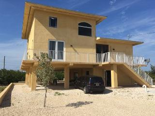 BRAND NEW 3 bedroom, 2 bath with dockage and great introductory pricing!!!!!! - Big Pine Key vacation rentals