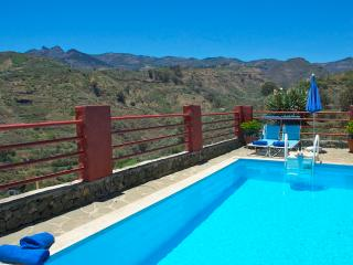 Villa with private pool in San Mateo, Gran Canaria - Grand Canary vacation rentals