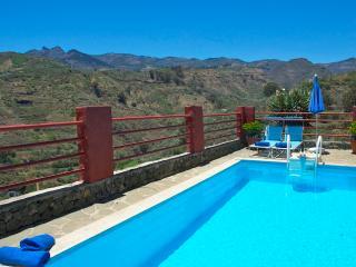 Villa with private pool in San Mateo, Gran Canaria - Vega de San Mateo vacation rentals