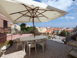 3-room with a beatiful terrace 50m from harbor - Sardinia vacation rentals