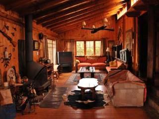 Cabin style home on the central coast of Chile - Valparaiso vacation rentals