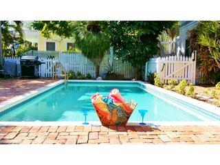 """BANANA DREAM"" -Monthly-Old Town Key West Sleeps 4 - Key West vacation rentals"