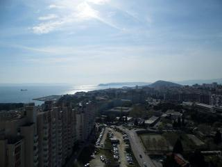 Beautiful see view apartment - Split vacation rentals