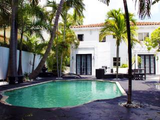 South Beach 5 room Villa Pool SPA Golf FREE Tennis - Miami Beach vacation rentals