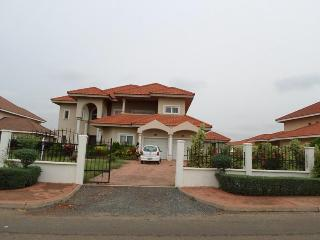 5bedrooms fully furnished duplex for rent at trassaco valley east legon - Ghana vacation rentals