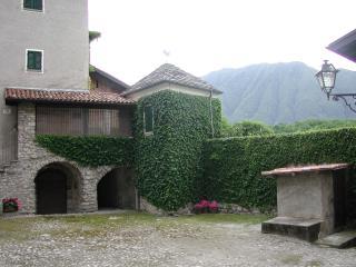 Lake Como, Ossuccio, one- bedroom apartment - Ossuccio vacation rentals