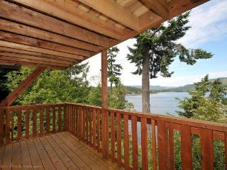 The Bear's Den Oceanfront Suite - Sooke vacation rentals