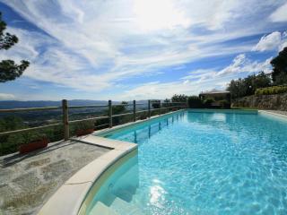 Hillside small apt in Tuscany near Florence,garden - Pian di Sco vacation rentals