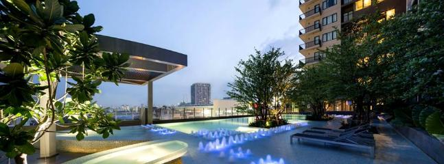 swimming pool - Nice condo in city - Sao Hai - rentals