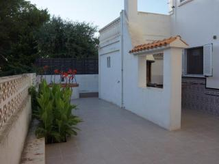 Nice house, private garden with seaview - Alcossebre vacation rentals