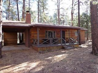 Walk to the White Mountain Summer Homes Fairway! - Pinetop vacation rentals