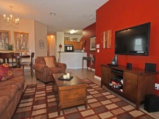Beautiful 3 Bedroom 2 Bath Condo Located 1.5 Miles From Disney. 2825OD - Orlando vacation rentals