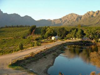 View from Kliphuis - Kliphuis On Kleinfontein - Tulbagh - rentals