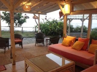 BEACHFRONT Family Villa close to LOVINA Center - Lovina vacation rentals