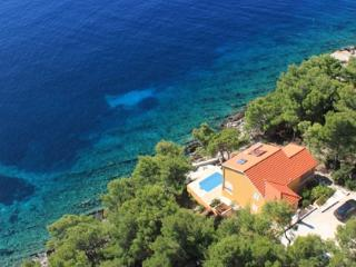 First line property in an isolated area - Island Korcula vacation rentals