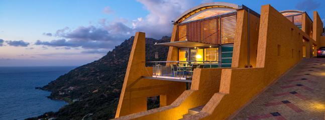 Villa with unique architecture in Chania - Image 1 - Ravdoucha - rentals