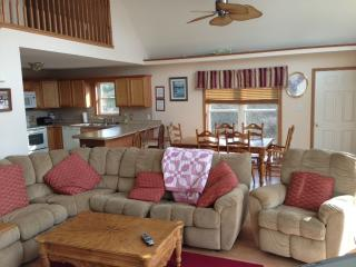 POCONOS LIVIN' -Huge Chalet ,Awesome Steam Shower,Sauna,Jacuzzi,WIFI,Pool Table - Albrightsville vacation rentals