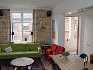 Large and bright Copenhagen apartment at Noerrebro - Copenhagen vacation rentals