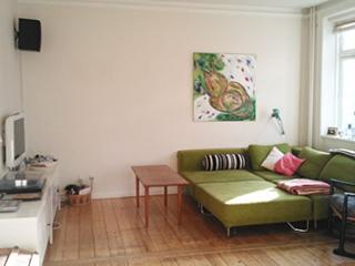 Nice Copenhagen apartment in a house at Ryparken - Copenhagen vacation rentals