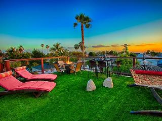 Ocean view deck w/firepit, private spa, game room, steps to Windansea Beach - La Jolla vacation rentals