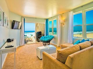 Oceanfront condo with stunning ocean, beach, and sunset views - San Diego vacation rentals
