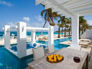 Two Bedroom Beachfront Villa  SPECIAL OFFER: St. Martin Villa 172 A Captivating Luxury Retreat For Complete Relaxation Of Body & - Dawn Beach vacation rentals