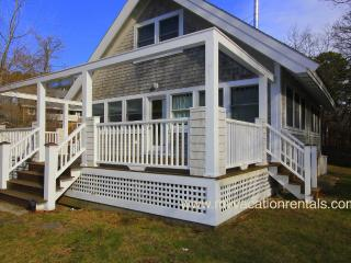 BIRGG - Hideaway Cottage - Quiet location yet close to town, Large Deck, WiFi - Vineyard Haven vacation rentals