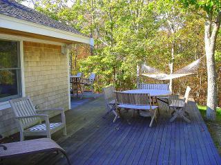 ITALA - North Slope Custom Home, Large Wrap Around Deck, WiFi - Chilmark vacation rentals