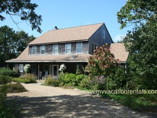 SAVID - Out of town, close to bike path, Central Air, Wireless Hi Speed Internet - Edgartown vacation rentals
