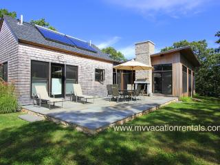 MILLD - Green Home, Private Location, Short Drive to Gorgeous West Tisbury Beaches, Wifi - West Tisbury vacation rentals