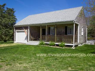 BURND - Walk to Town, Central Air - Edgartown vacation rentals