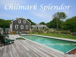 VONMS - Peaceful Chilmark Retreat, Pool, Tennis Courts, Gorgeous Acreage, Some A/C, WiFi - Martha's Vineyard vacation rentals