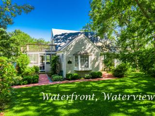 PETEV - Waterfront Private Family Oriented Community, Gorgeous Water Views, Private Association Tennis Courts, AC, Wi-fi, Bike Paths Nearby - Oak Bluffs vacation rentals