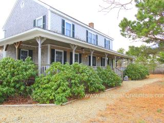 MARCA - SOUTH BEACH WEST TISBURY, CENTRAL AIR, WIFI INTERNET - West Tisbury vacation rentals