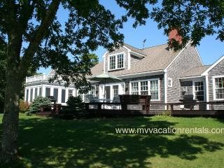 HIGHC - Acres of Privacy, Expansive Deck, Screened Porch, Wifi Internet - Aquinnah vacation rentals