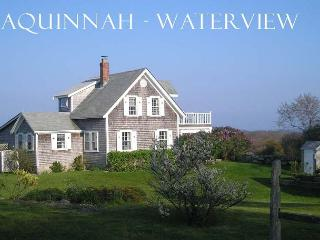 WEINS - Ferry Tickets, Pristine Hilltop Restored Farm House with Distant - Aquinnah vacation rentals