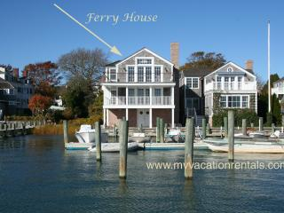 THARF - Ferry House, Luxury In Town Harborfront Home - Edgartown vacation rentals
