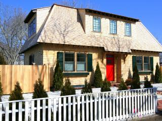CHIRJ - In Town Luxury Home, Walk to Beaches, 2 Master Suites, Central A/C, WiFi - Edgartown vacation rentals