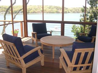 CORSB - Outstanding Luxury Waterfront, Dock, Wifi Internet, A/C - Oak Bluffs vacation rentals