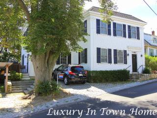 ADAMR - Waterview, In Town - 2 minute walk to Main St., Wifi, A/C - Vineyard Haven vacation rentals