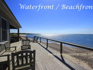 PARRN - Boutique Luxury Cottage Waterfront and Beachfront - Vineyard Haven vacation rentals