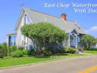 ROSKH - East Chop Beachfront Home, Waterviews, Hi Speed Internet, Central A/C - Oak Bluffs vacation rentals