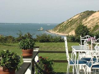 ROCKT - Waterfront, Private Beach Frontage, Large Yard to Ocean's Edge, World Class Views - West Tisbury vacation rentals